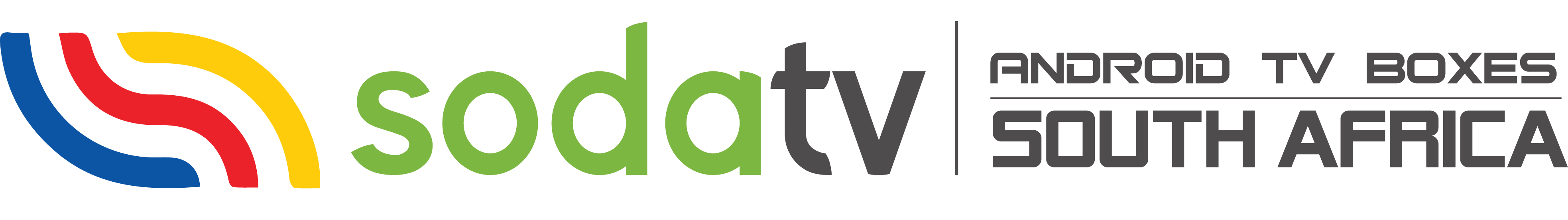 Android TV Boxes South Africa Logo